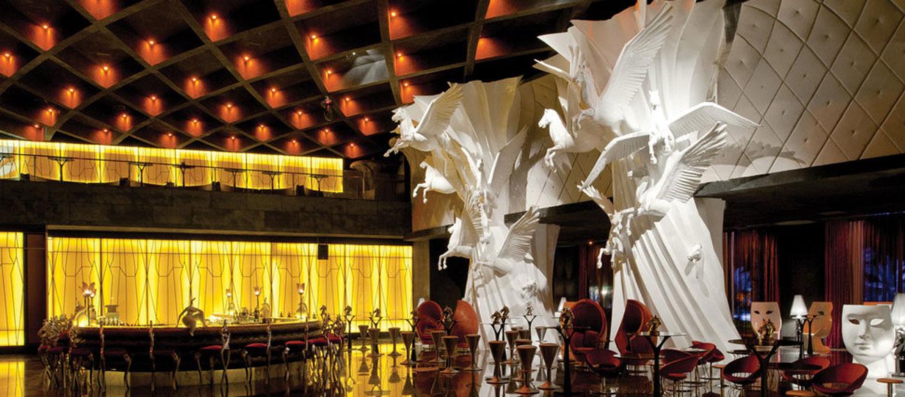 Im »World's Leading Design Hotel«, Antalya