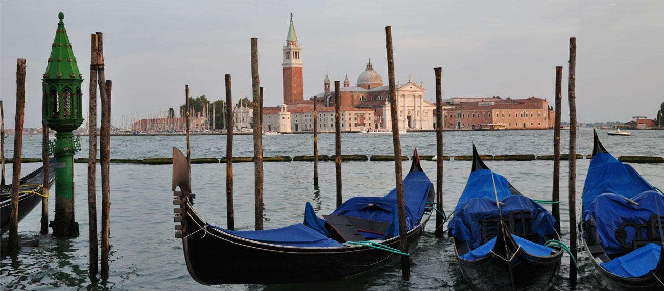 Privatvorstellung in Venedig
