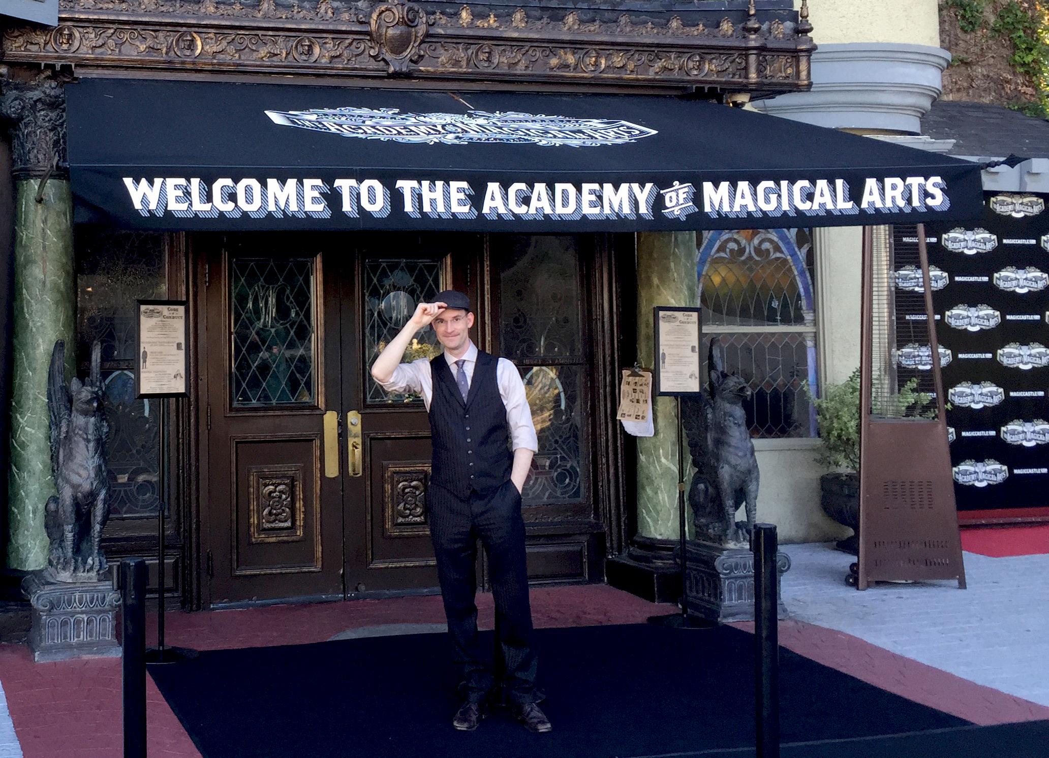 Magic Castle, Hollywood