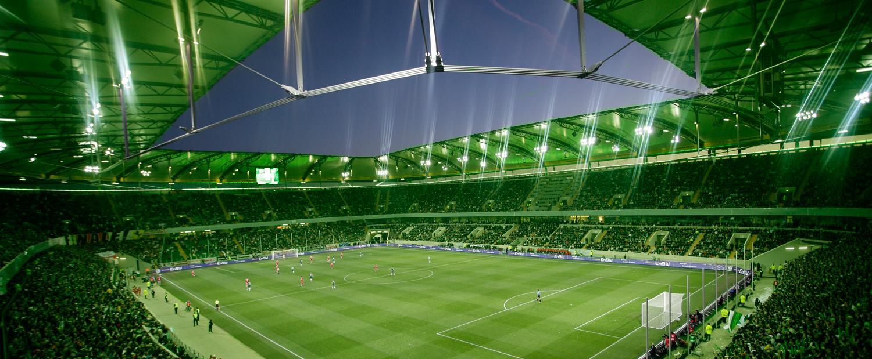Fußballzauber beim VfL Wolfsburg